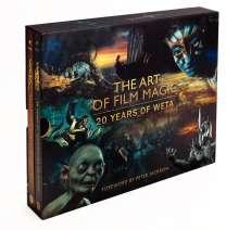 Luke Hawker: WETA: Art of Movie Magic, Buch