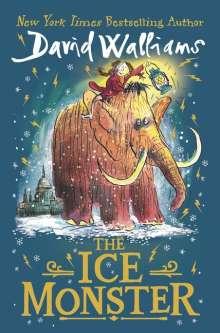 David Walliams: The Ice Monster, Buch