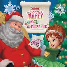 Krista Tucker: Disney Junior Fancy Nancy: Nancy and the Nice List, Buch