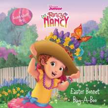 Krista Tucker: Disney Junior Fancy Nancy: Easter Bonnet Bug-A-Boo: A Scratch & Sniff Story, Buch