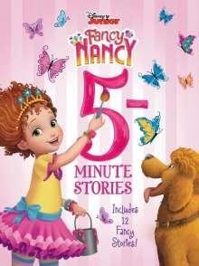 Various: Disney Junior Fancy Nancy: 5-Minute Stories, Buch