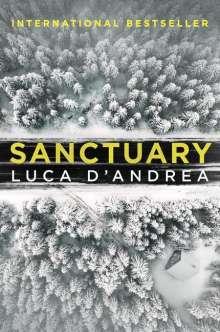 Luca D'Andrea: Sanctuary, Buch