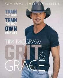 Tim McGraw: Grit & Grace, Buch