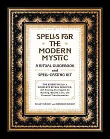 Kelley Knight: Spells for the Modern Mystic, Buch