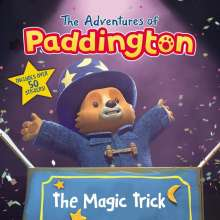 Megan Roth: The Adventures of Paddington: The Magic Trick, Buch