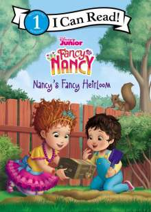 Marisa Evans-Sanden: Disney Junior Fancy Nancy: Nancy's Fancy Heirloom, Buch