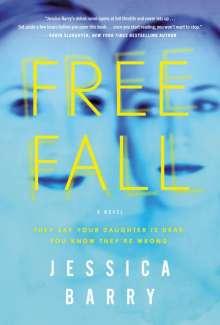 Jessica Barry: Freefall, Buch