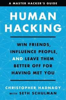Christopher Hadnagy: Human Hacking, Buch