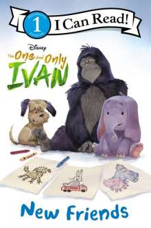 Colin Hosten: The One and Only Ivan: New Friends, Buch