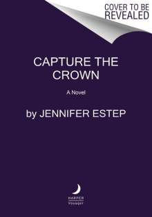 Jennifer Estep: Capture the Crown, Buch