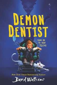 David Walliams: Demon Dentist, Buch