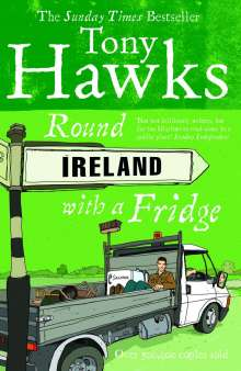 Tony Hawks: Round Ireland with a Fridge, Buch