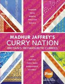 Madhur Jaffrey: Madhur Jaffrey's Curry Nation, Buch