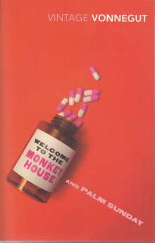Kurt Vonnegut: Palm Sunday / Welcome to the Monkeyhouse, Buch