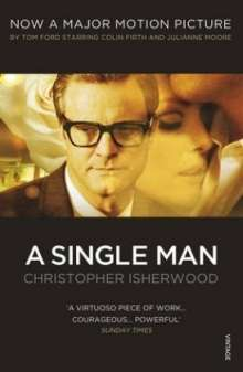 Christopher Isherwood: A Single Man, Buch