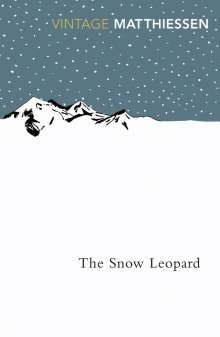 Peter Matthiessen: The Snow Leopard, Buch