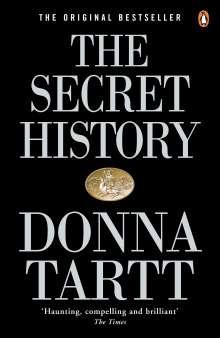 Donna Tartt: The Secret History, Buch