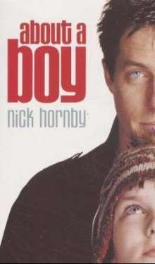 Nick Hornby: About a Boy, Buch