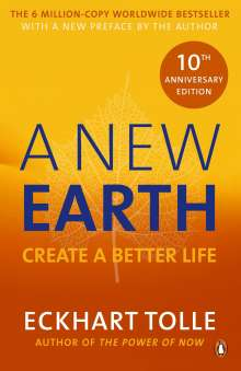 Eckhart Tolle: A New Earth, Buch