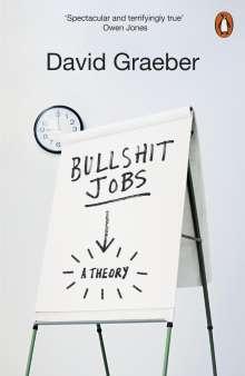 David Graeber: Bullshit Jobs, Buch