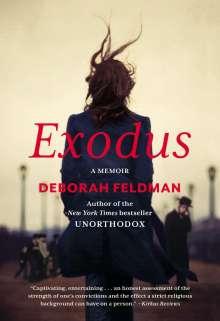 Deborah Feldman: Exodus, Buch