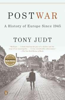 Tony Judt: Postwar, Buch
