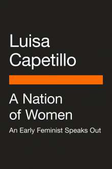 Luisa Capetillo: A Nation of Women: An Early Feminist Speaks Out, Buch