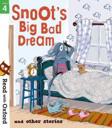 Narinder Dhami: Read with Oxford: Stage 4: Snoot's Big Bad Dream and Other Stories, Buch