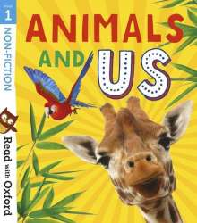 Alison Hawes: Read with Oxford: Stage 1: Non-fiction: Animals and Us, Buch