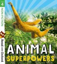 Isabel Thomas: Read with Oxford: Stage 4: Non-fiction: Animal Superpowers, Buch