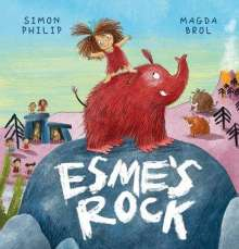 Simon Philip: Esme's Rock, Buch