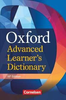 Oxford Advanced Learner's Dictionary. B2-C2 - Wörterbuch (Festeinband), Buch