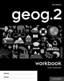 Justin Woolliscroft: geog.2 Workbook 5th edition, Buch