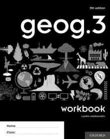Justin Woolliscroft: geog.3 Workbook, Buch
