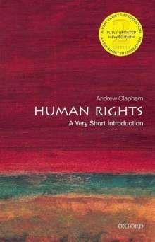 Andrew Clapham: Human Rights: A Very Short Introduction, Buch