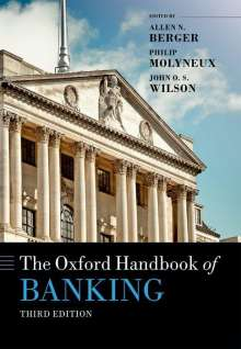 The Oxford Handbook of Banking, Buch