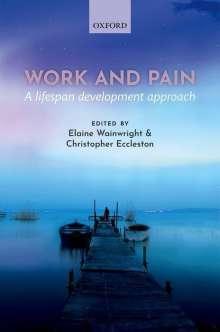 Work and Pain: A Lifespan Development Approach, Buch