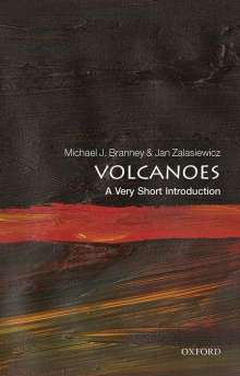 Michael J Branney: Volcanoes: A Very Short Introduction, Buch