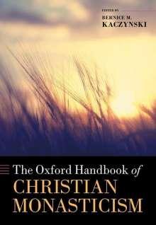 The Oxford Handbook of Christian Monasticism, Buch