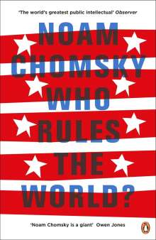 Noam Chomsky: Who Rules the World?, Buch