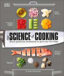 Stuart Farrimond: The Science of Cooking, Buch