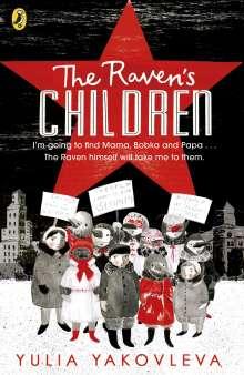 Yulia Yakovleva: The Raven's Children, Buch