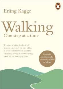 Erling Kagge: Walking, Buch
