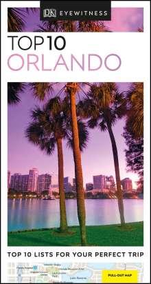 Dk Eyewitness: DK Eyewitness Travel Top 10 Orlando, Buch