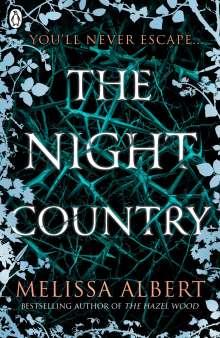 Melissa Albert: The Night Country, Buch