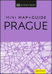 DK Eyewitness: DK Eyewitness Prague Mini Map and Guide, Buch