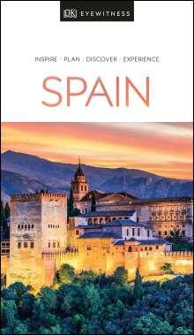 Dk Eyewitness: DK Eyewitness Spain, Buch