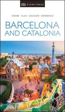 Dk Eyewitness: DK Eyewitness Barcelona and Catalonia, Buch