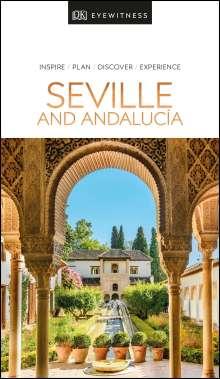 Dk Eyewitness: DK Eyewitness Seville and Andalucia, Buch