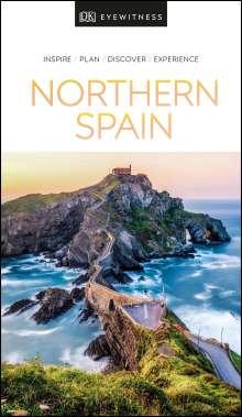 Dk Eyewitness: DK Eyewitness Northern Spain, Buch